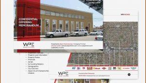 Offering Memorandum Real Estate Template