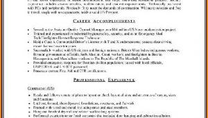 Online Resume Maker For Job