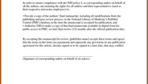 Pre Written Cover Letters Free