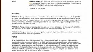 Real Estate Sale Agreement Template