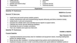 Resume Example For Customer Service Skills