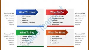 Sales Playbook Template Powerpoint