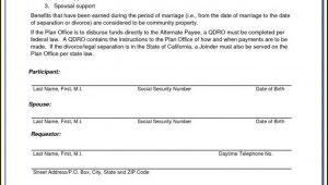 Sample Qdro For 401k
