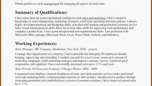 Self Storage Manager Resume Sample