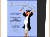 Templates For Graduation Party Invitations