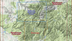 Topo Maps Colorado