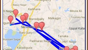 Tracking Cell Phone On Google Maps