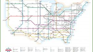 Us Map Showing Interstate Highways