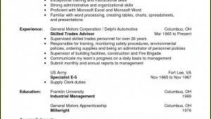 Warehouse Supervisor Cv Sample