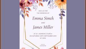 Wedding Card Invitation Template Download