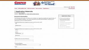Www.costco.com Apply Job