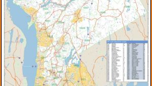 Zip Code Map Westchester County Ny